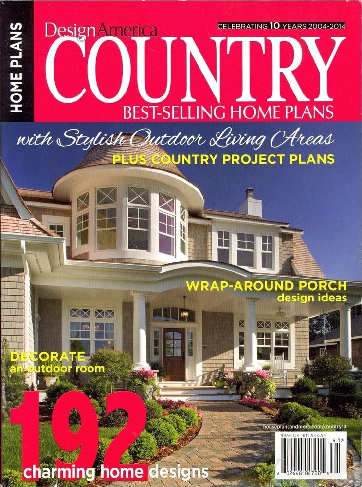 Home Plans Magazine House to Home Magazine Fresh Design America Country Best