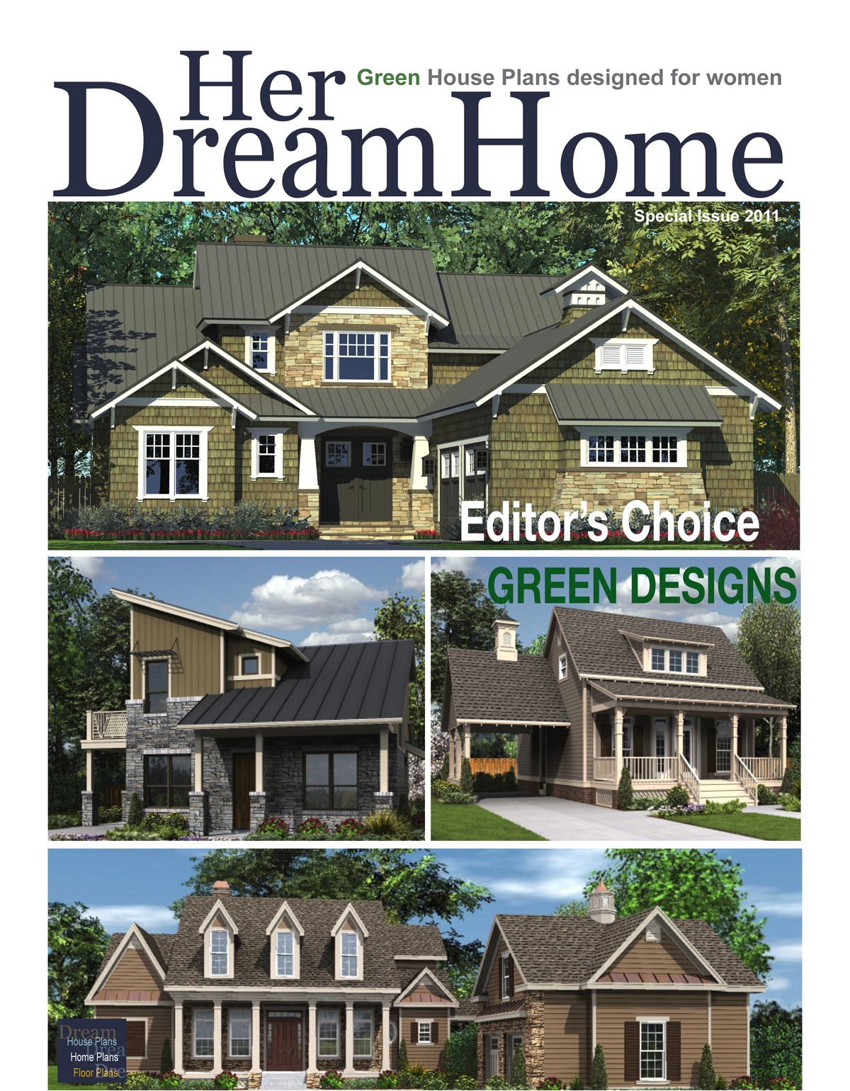 magazines for house plans