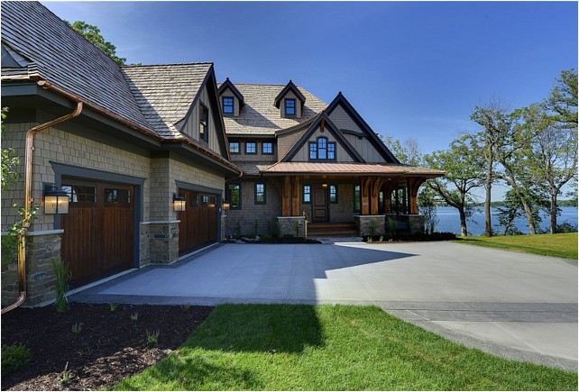 lake home designs minnesota