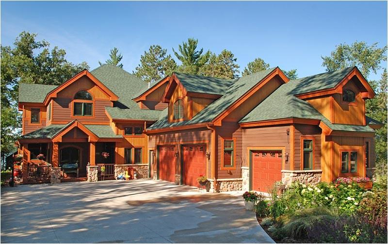 minnesota lake homes plans