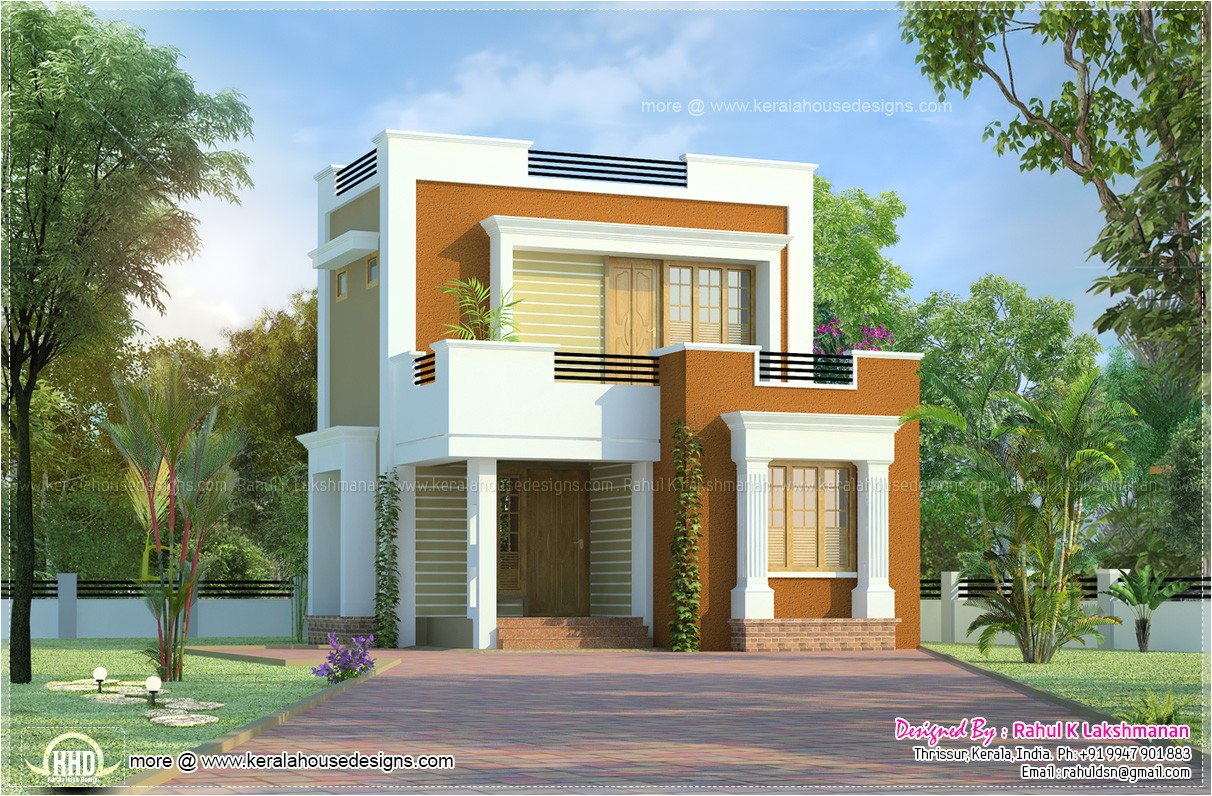cute small home design