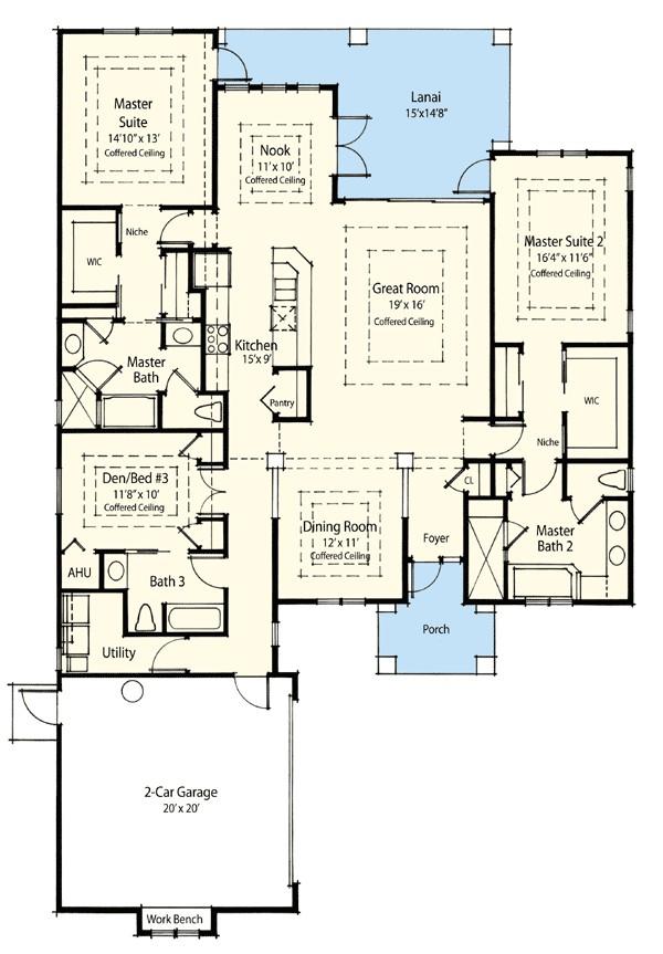 dual master suite energy saver 33093zr
