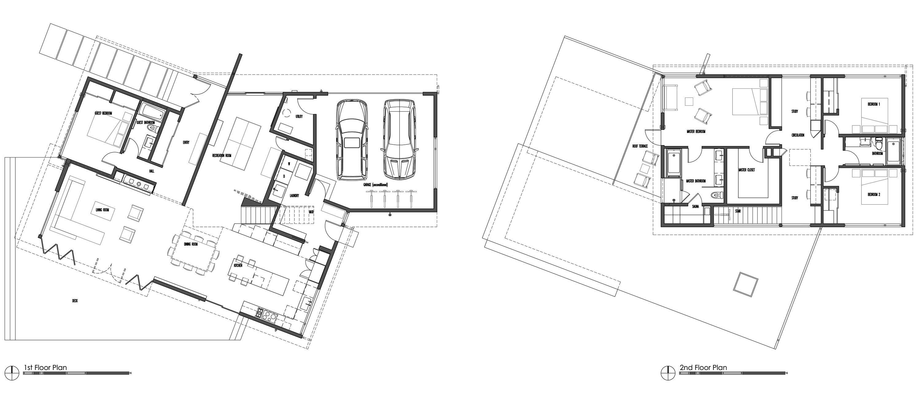 house plans with detached mother in law suite