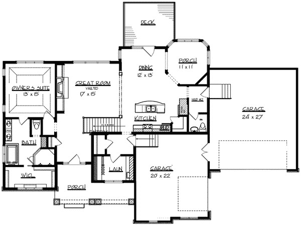 house plans with a safe room