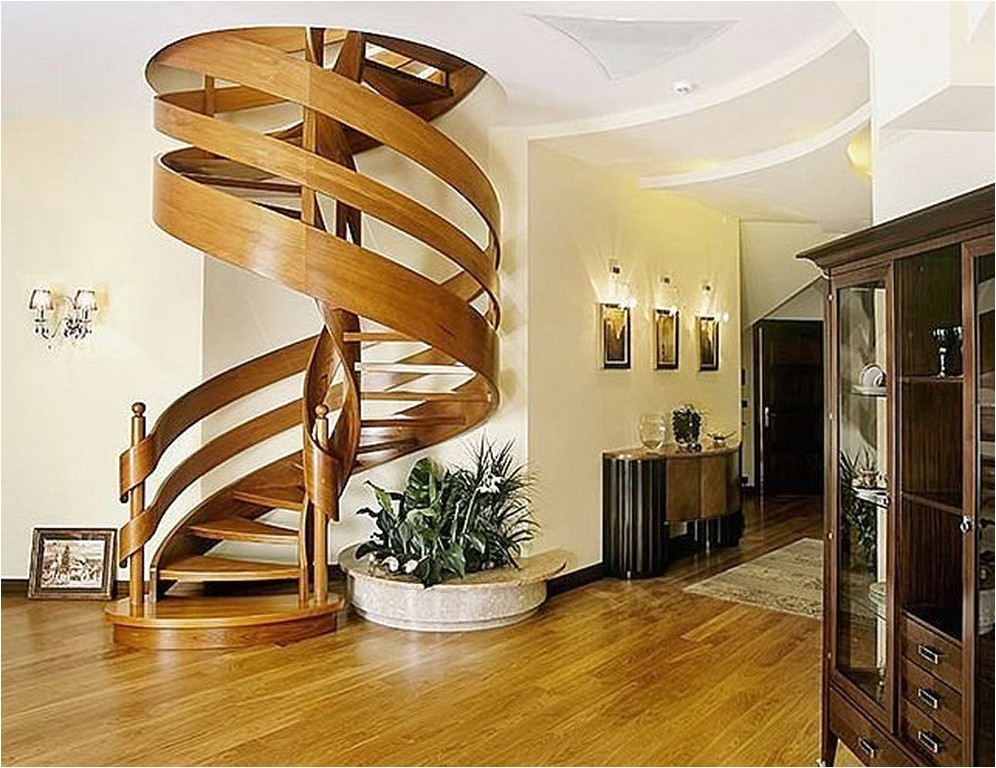 Home Plans with Spiral Staircases 22 Modern Innovative Staircase Ideas Home and
