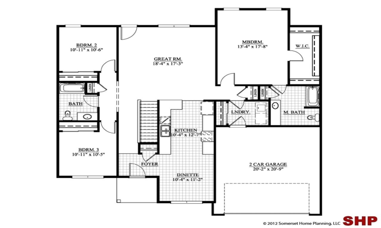 house plans no garage