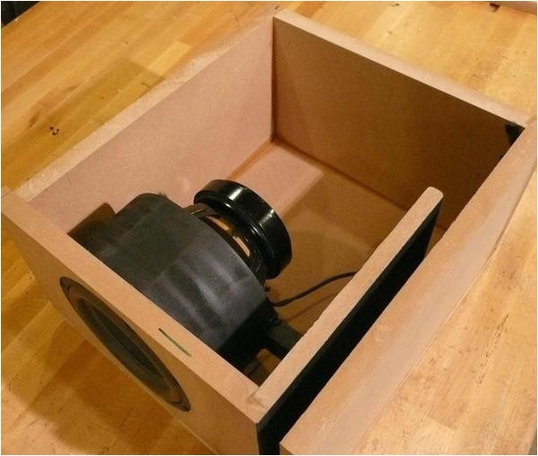 2607 home theater subwoofer design