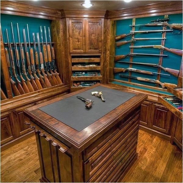 best gun room designs