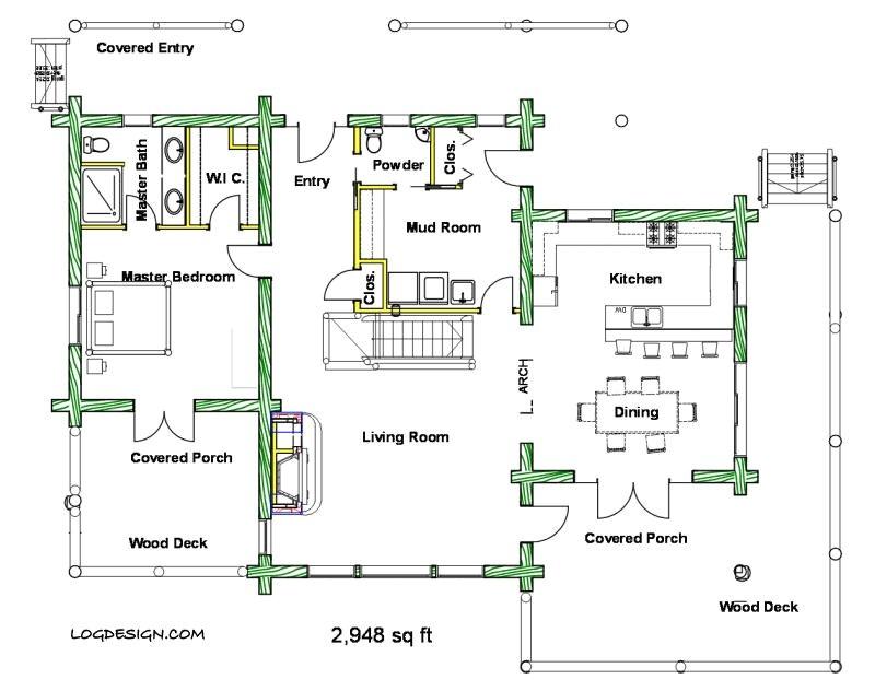 house plans 4000 square feet