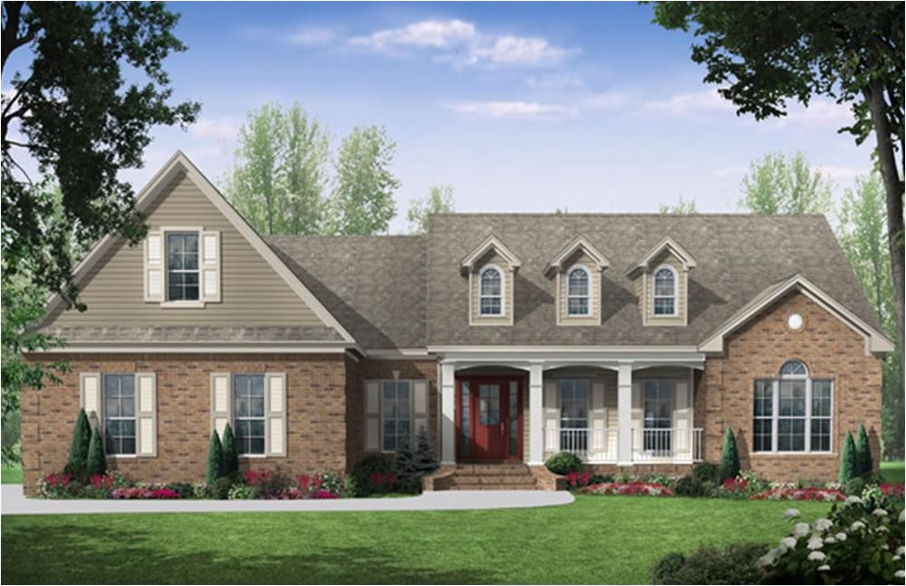 inspiring country house plan 8 country ranch style house plans