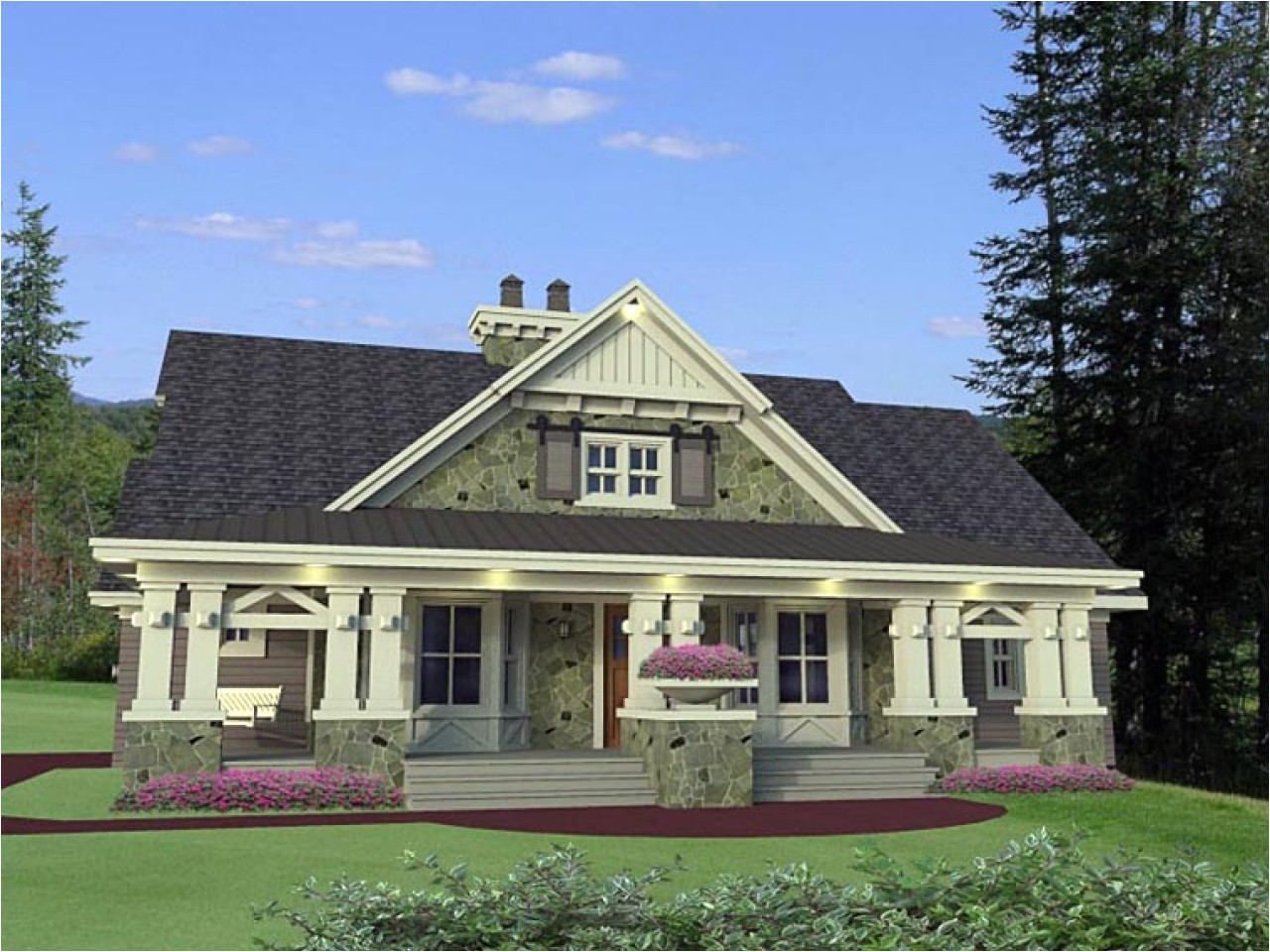 befb80b3360b0d76 craftsman style house plans home style craftsman house plans