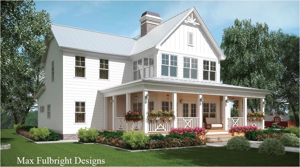 georgia farmhouse plan max fulbright designs