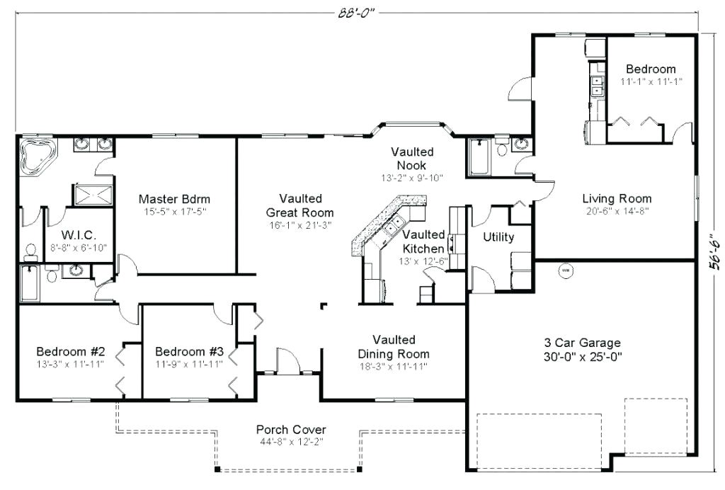 House Plans for Multigenerational Families Multi Generational Home Plans Australia