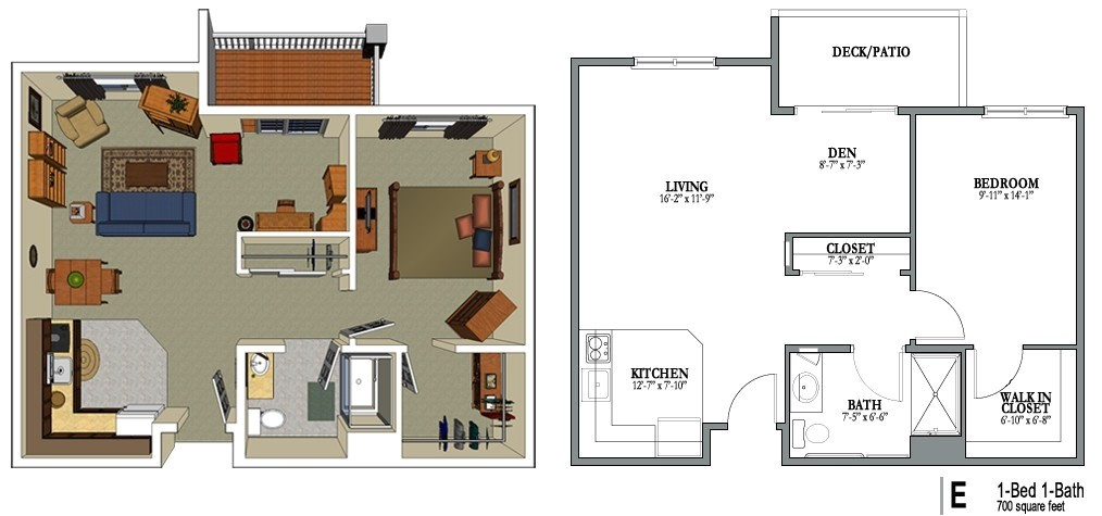 small house plans for seniors