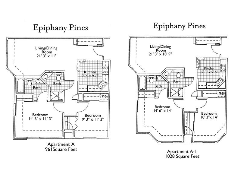 house plans for senior living