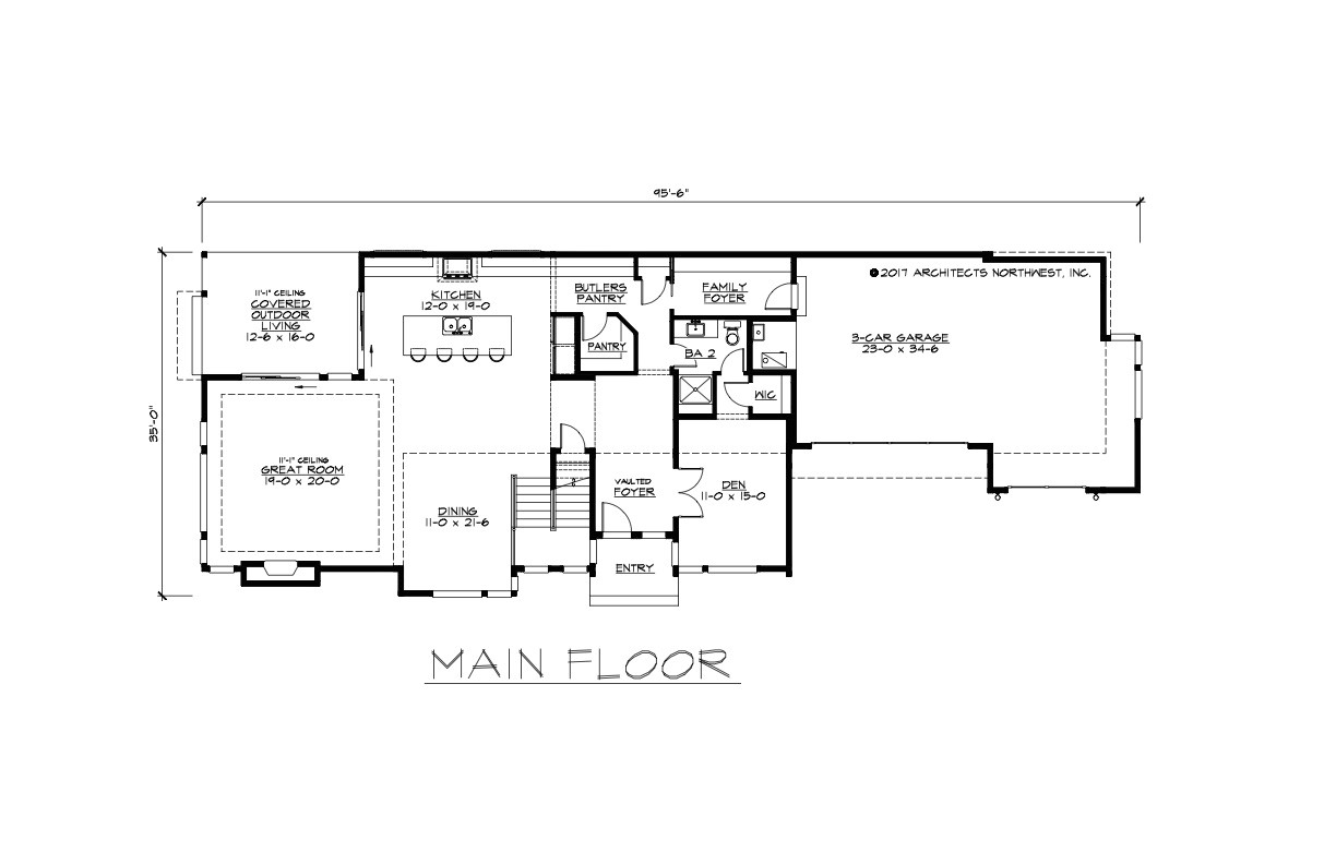 design solutions narrow and wide lots