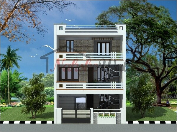 House Plans Front View Homes Small House Elevations Small House Front View Designs