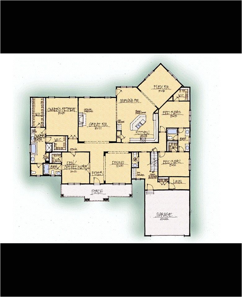 house plans baton rouge