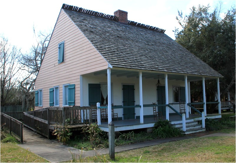historic acadian houses of southwest louisiana