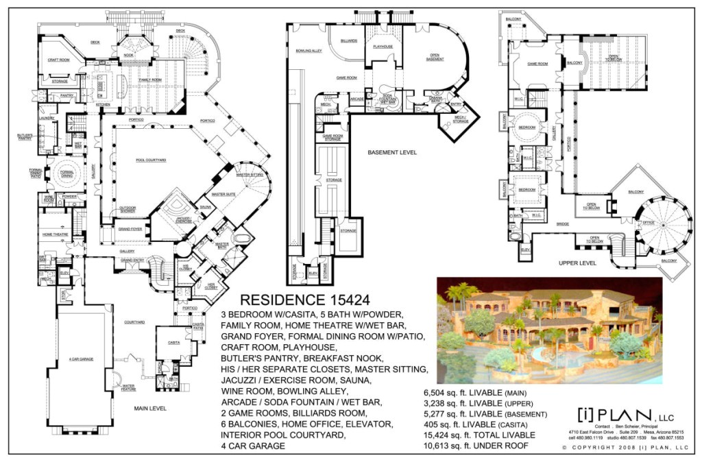 19 fresh house plans over 10000 square feet