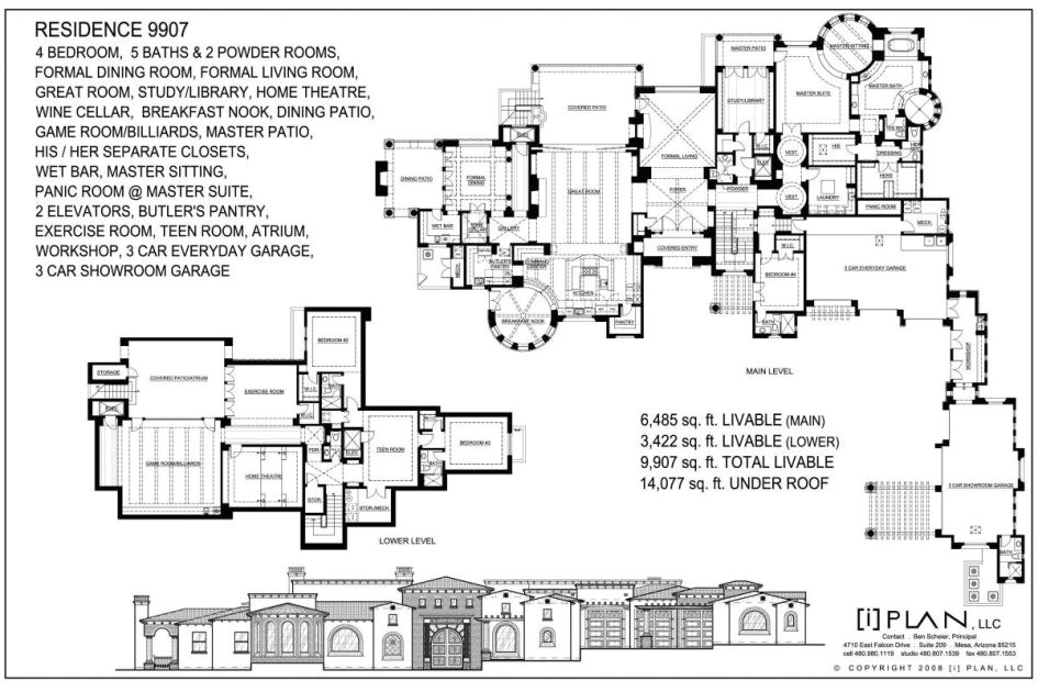 cape cod style home plans