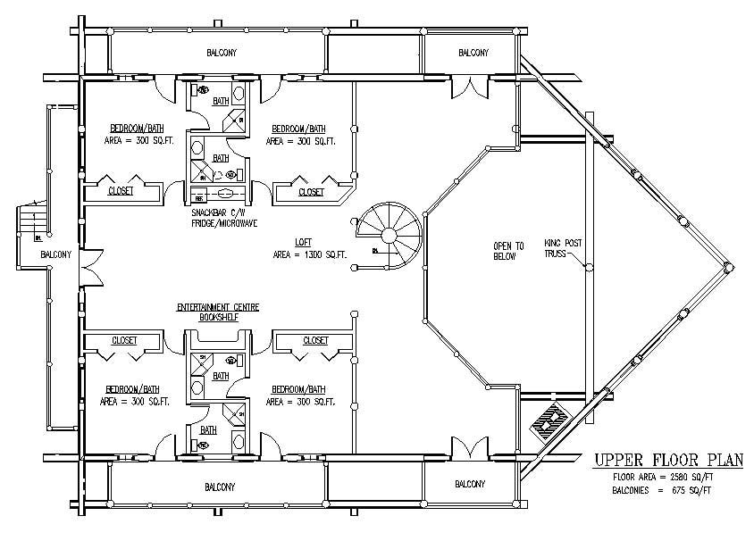 log home design 5