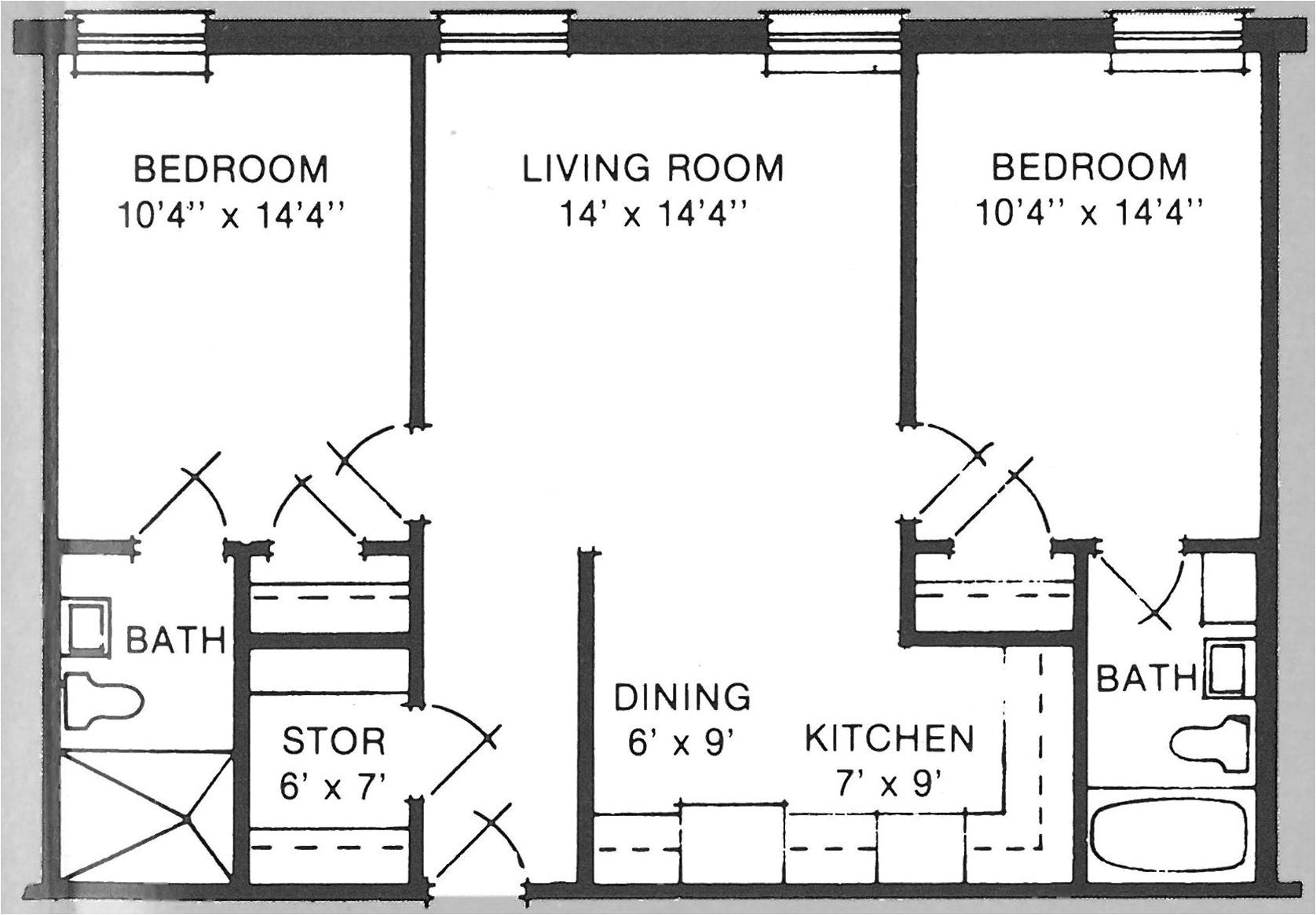 small house plans 700 square feet