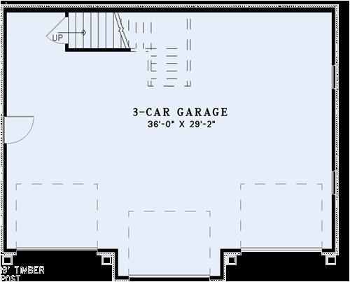 3 car garage with bonus room 60664nd