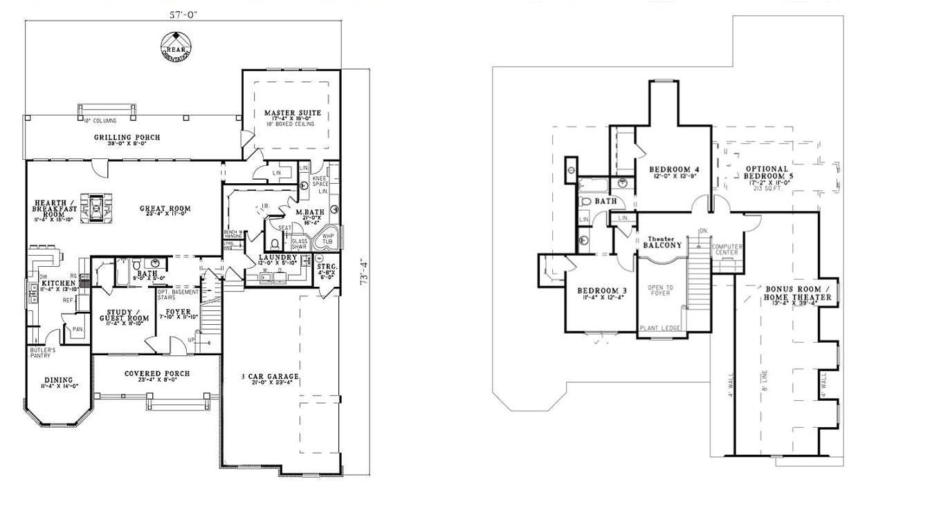 House Plans with 3 Car Garage and Bonus Room Bonus Room Above Three Car Garage Future House Plans