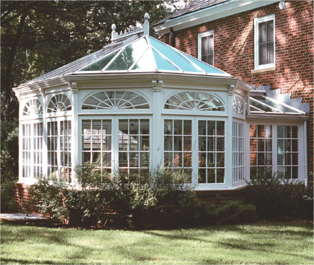 classic greenhouses and conservatories