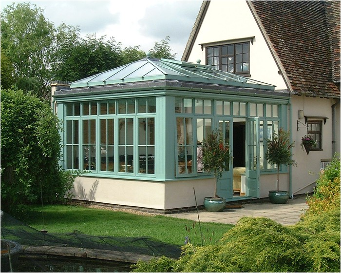 conservatory garden building plans octagonal