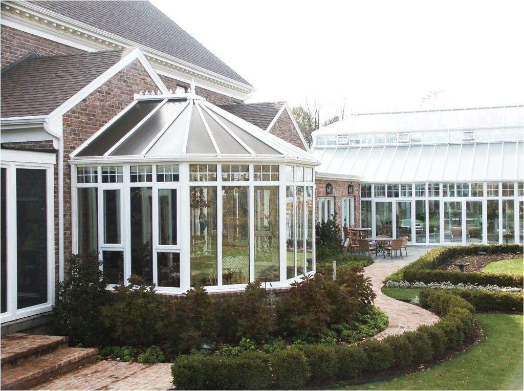 victorian conservatory