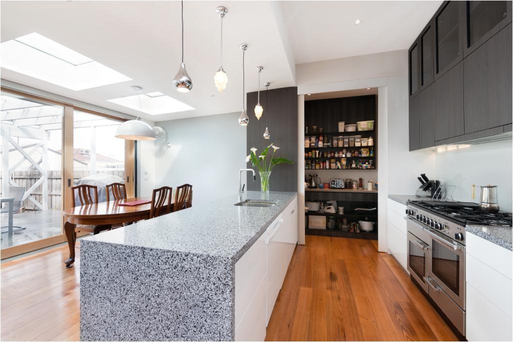 open plan vs separate kitchen