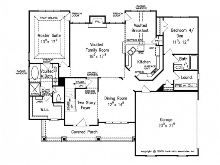 house plans open concept