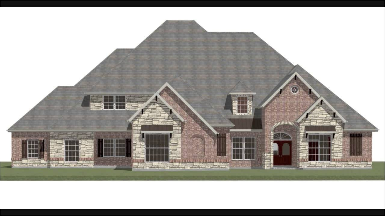 custom built house plans