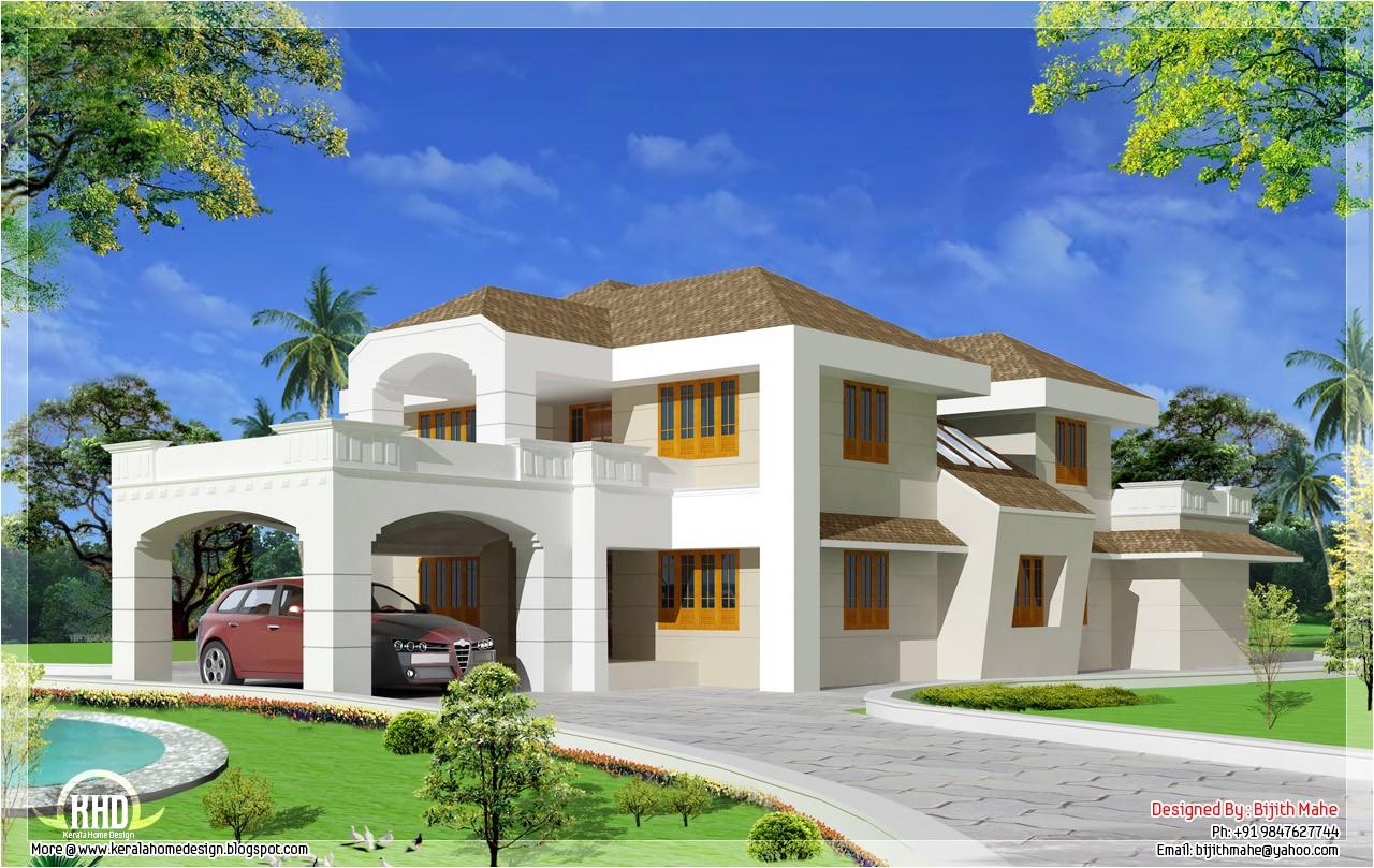super luxury home design