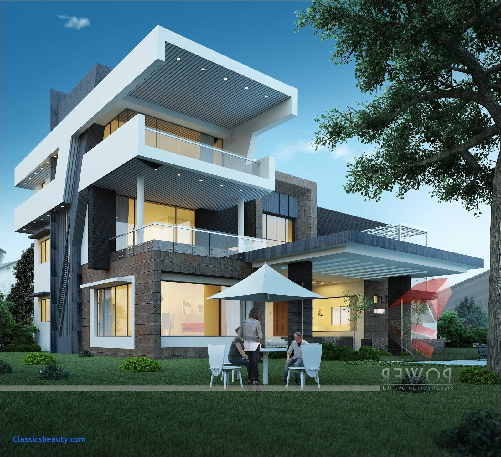 modern home plans for sale