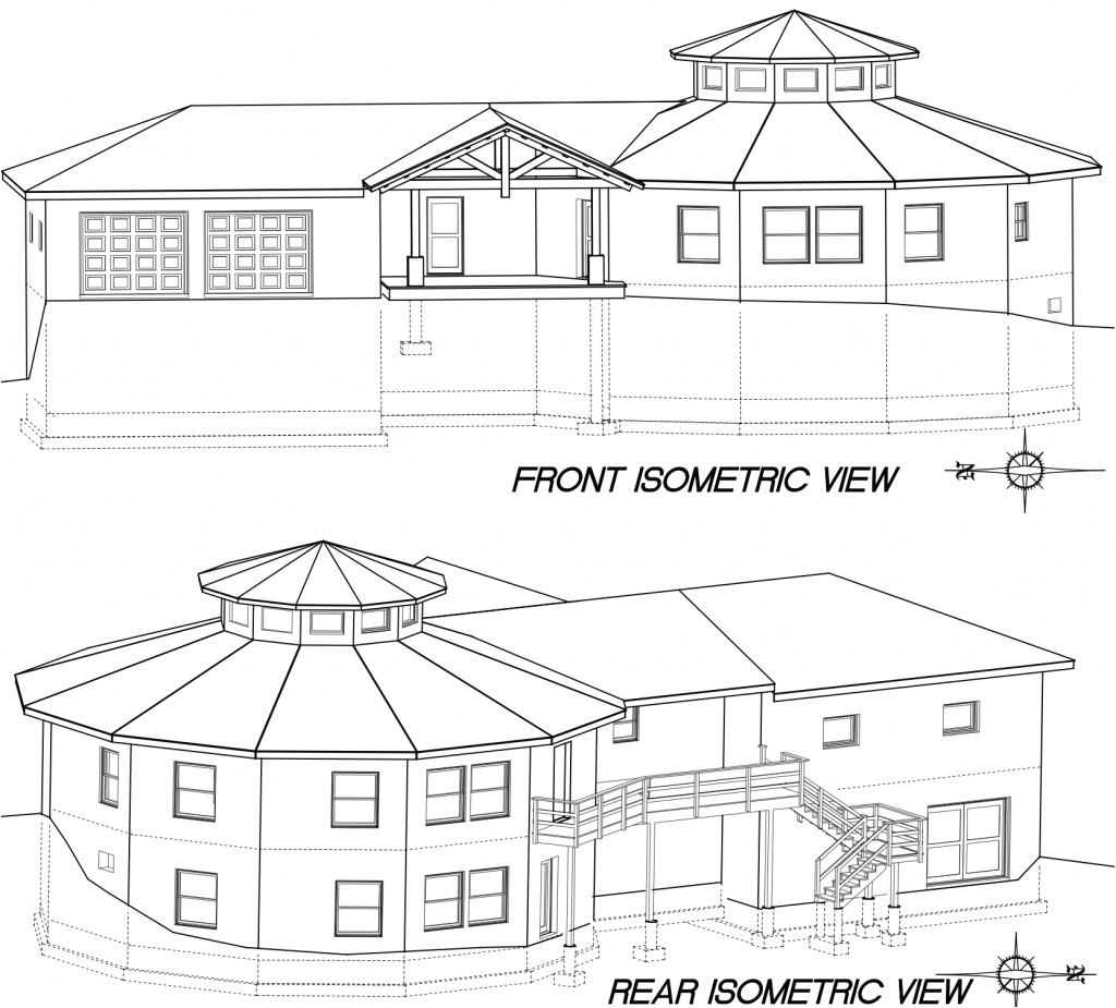 Isometric Drawing House Plans House isometric View Joy Studio Design Gallery Best Design
