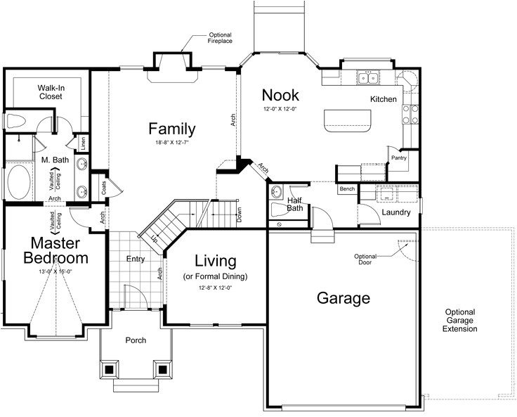 Ivory Homes Hamilton Floor Plan 108 Best Images About Floor Plans On Pinterest House