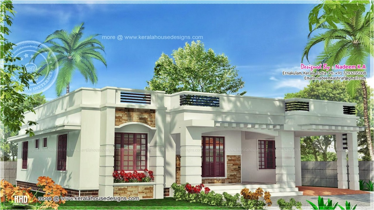 143272f21cd15d9c beautiful house designs kerala style single floor kerala style home
