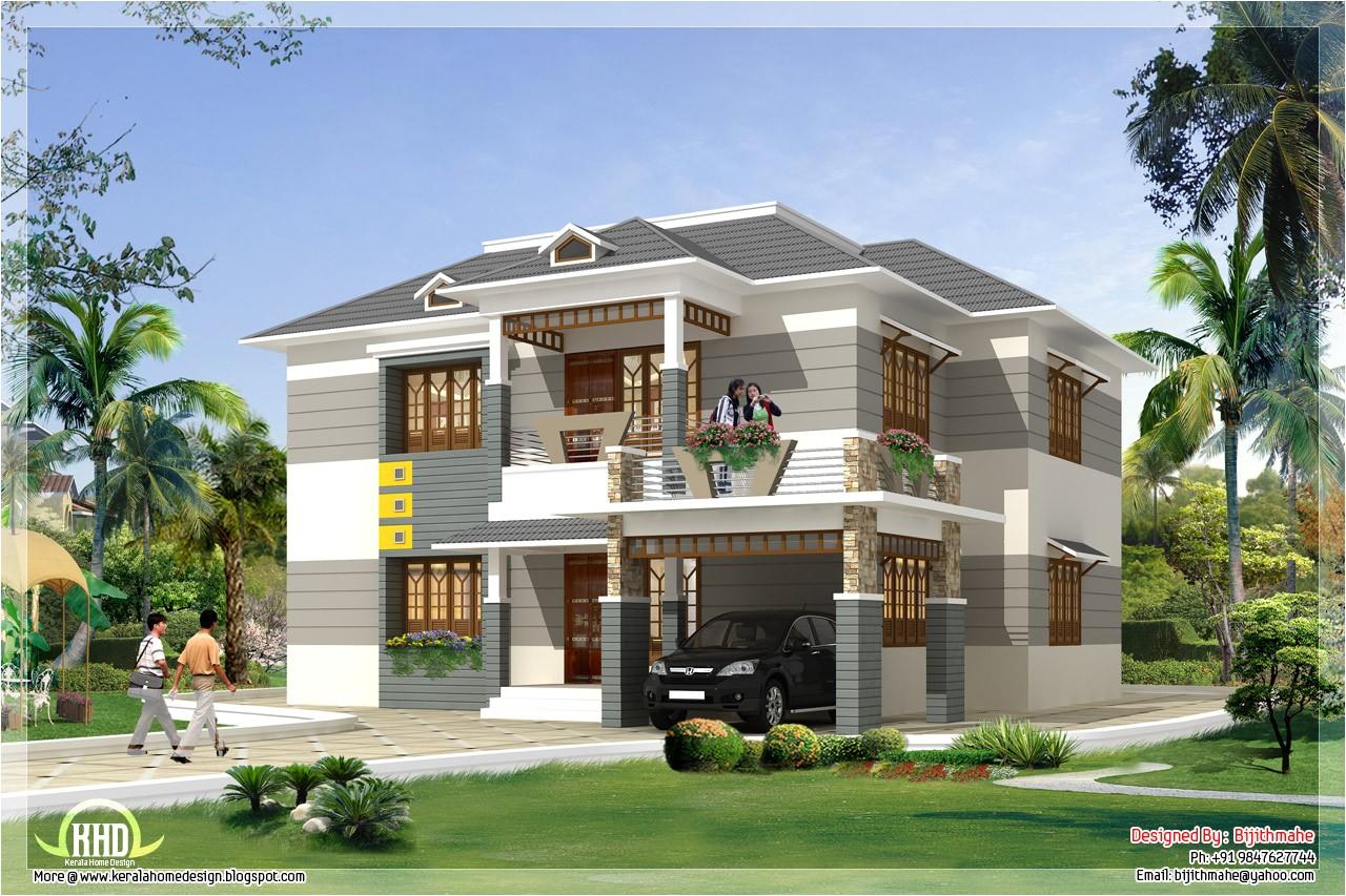 kerala home plan photos