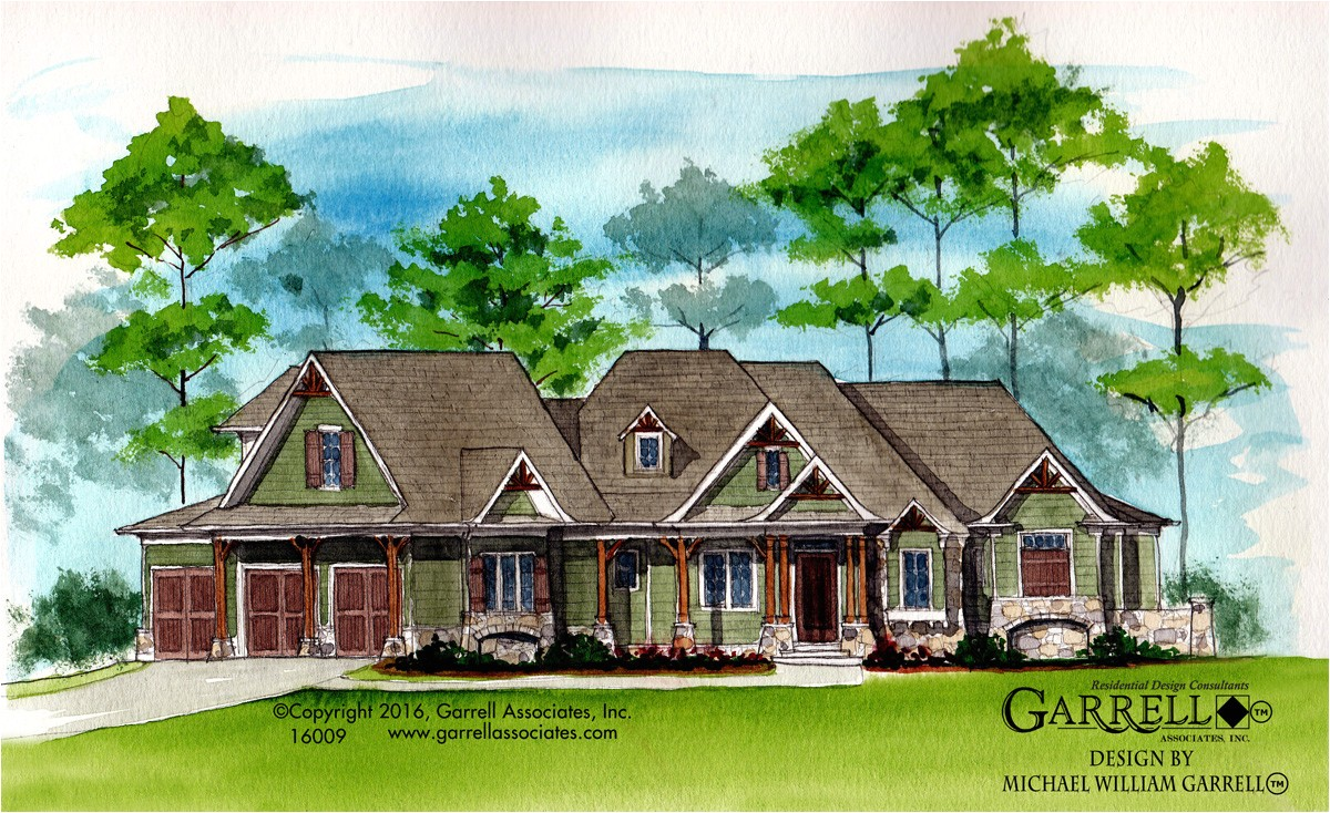 lakeview cottage house plan 0