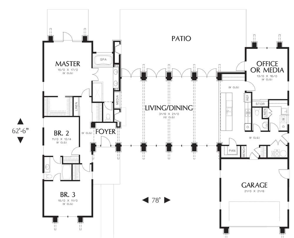 house plans with large kitchens rooms great room master 2018 also beautiful floor gourmet kitchen images