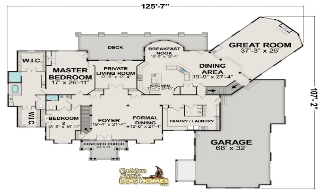 06b1e065a6d7fcf4 luxury log homes large log cabin home floor plans