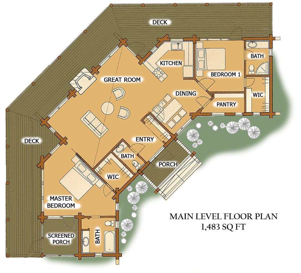 Large Log Home Floor Plans Texas Log Cabin Floor Plans Unique House Plans