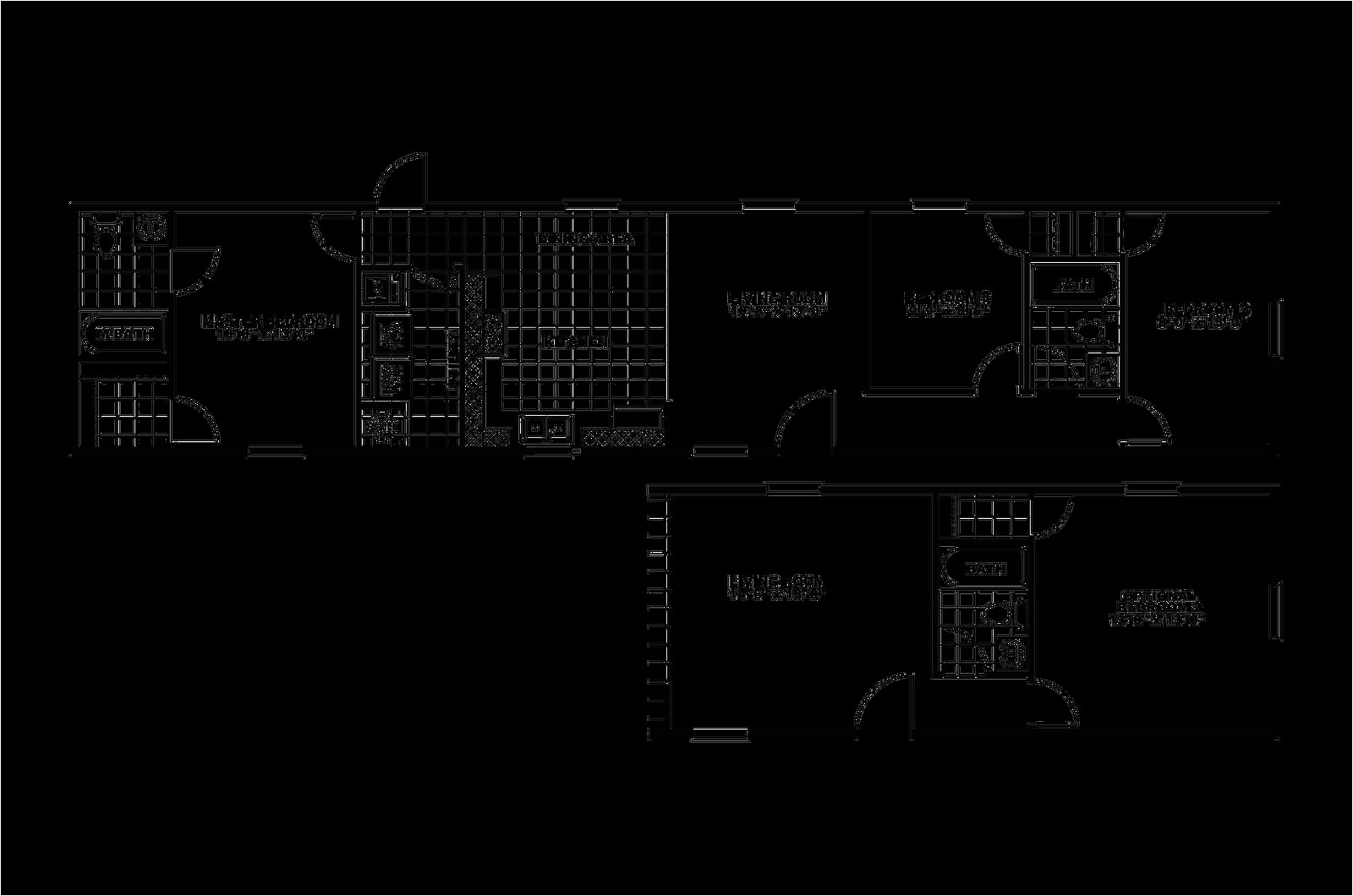 1999 liberty mobile home floor plans