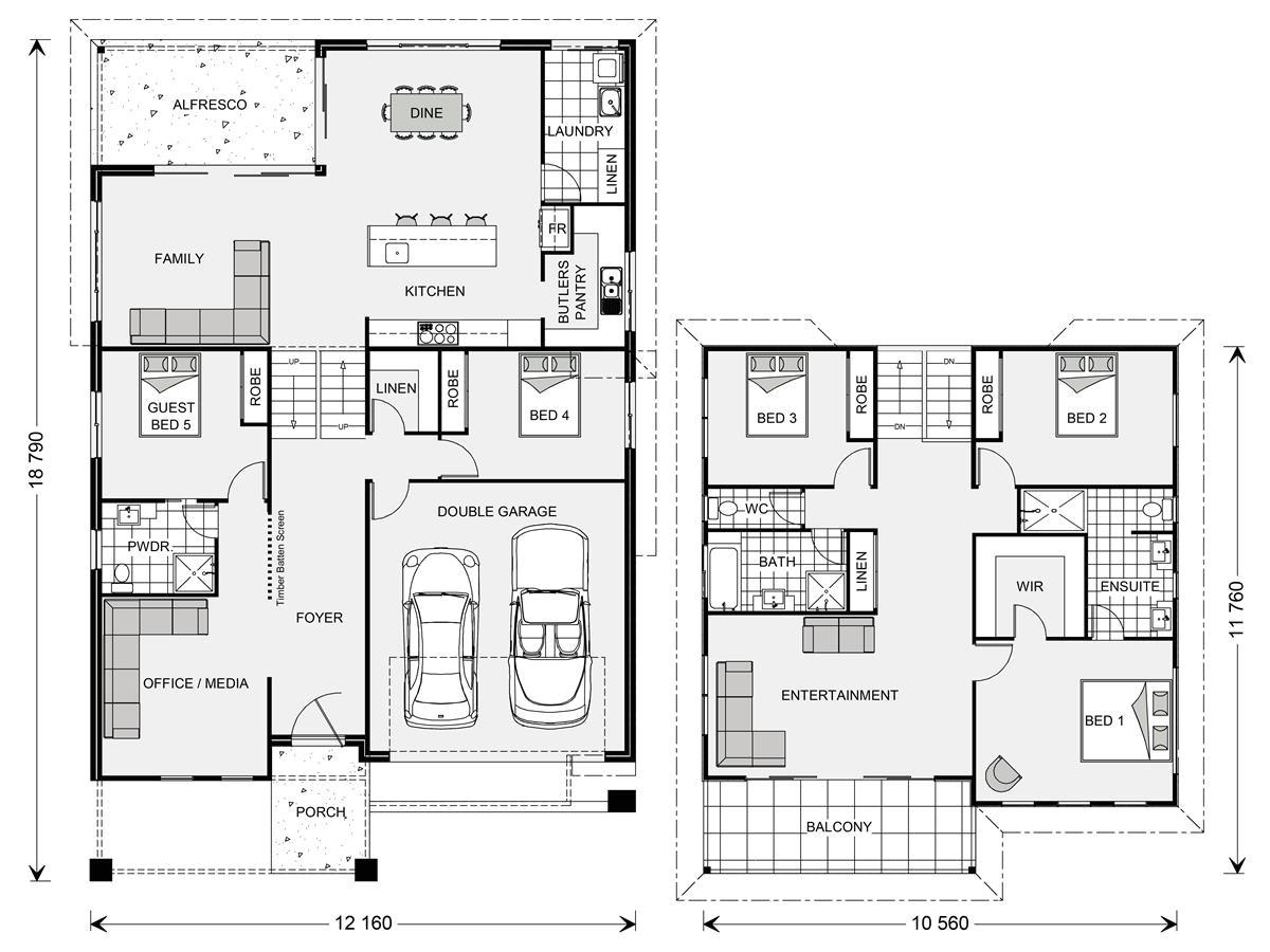 new home floor plans australia