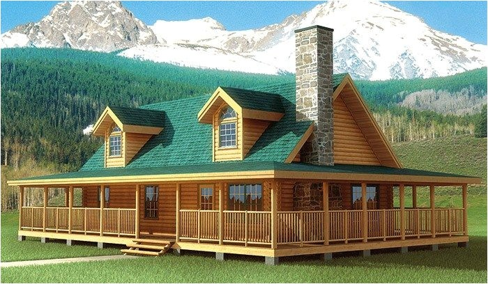 Log Cabin House Plans with Wrap Around Porches the Best Of Log Cabin House Plans with Wrap Around Porches