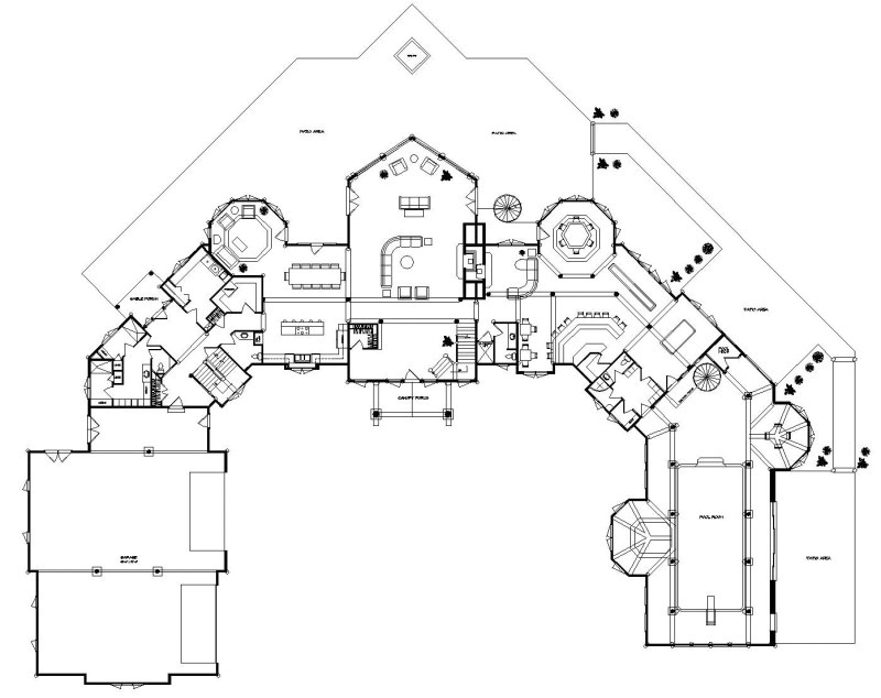 home timber frame hybrid floor plans wisconsin log homes 30