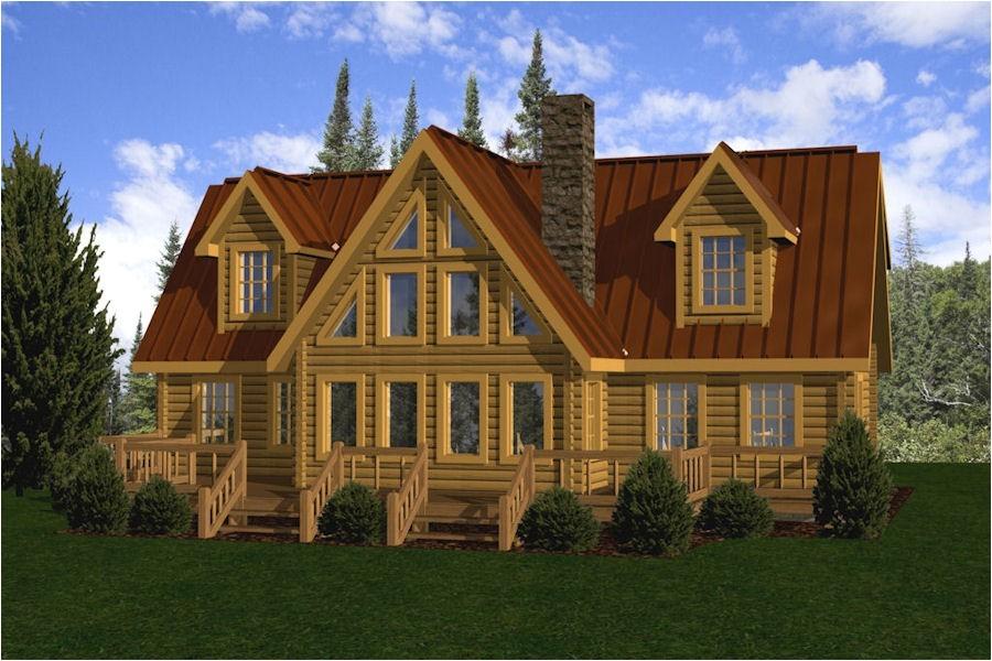 tennessee log home floor plans